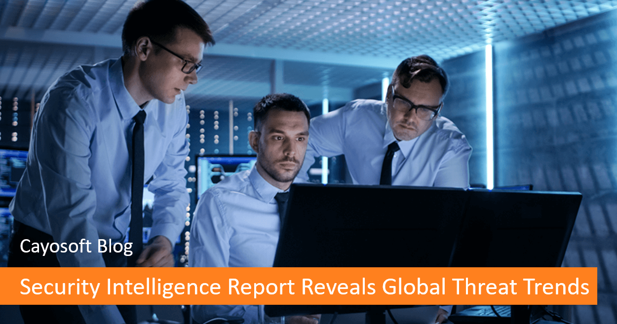 Security Intelligence Report Reveals Global Threat Trends